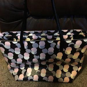 Kate Spade polka dot purse